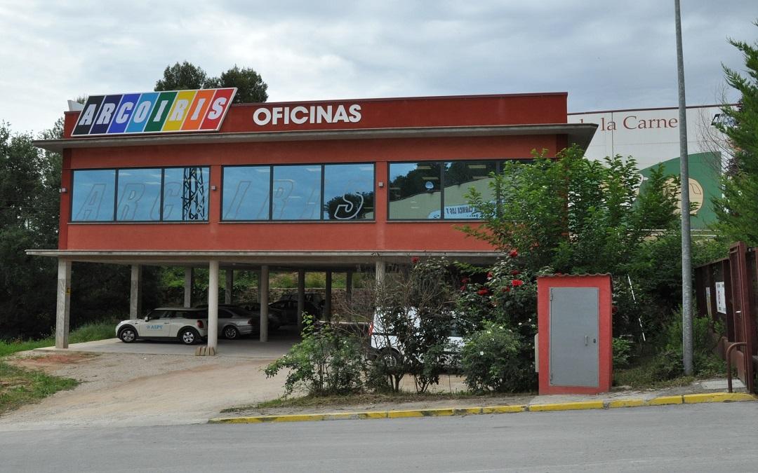 Oficinas ciudad de la Carne