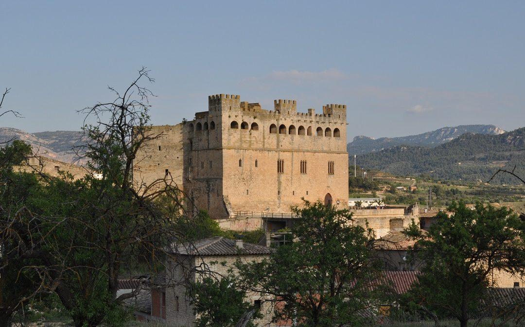 El conjunto castillo, iglesia y museo de Valderrobres registra récord de visitantes