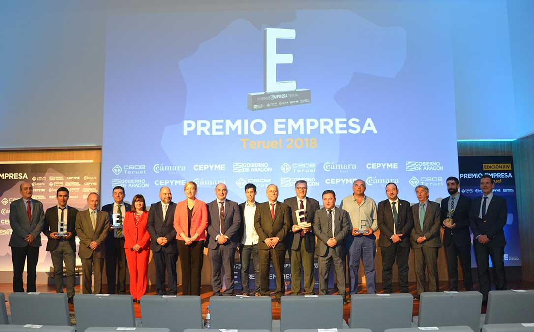 foto grupo premios empresa