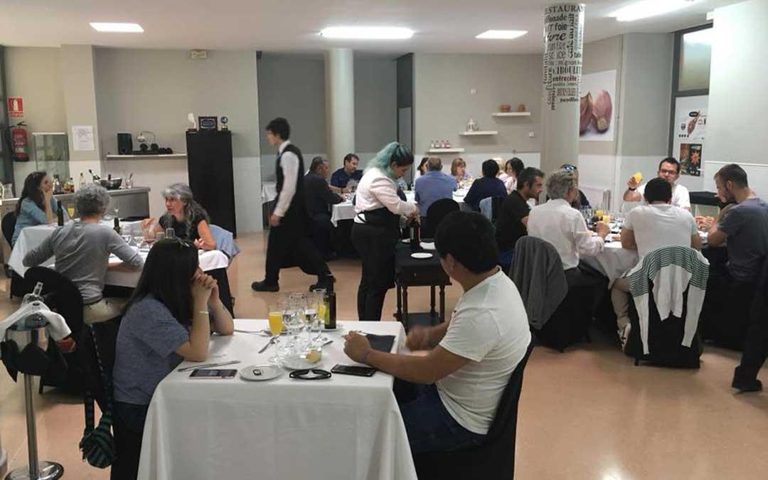 El IES ofrecerá formación de Hostelería a través del Inaem