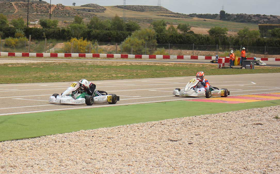 karting-campeonato-aragon-series-rotax