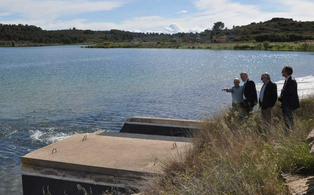 La cuenca del Matarraña exige la construcción de las balsas laterales
