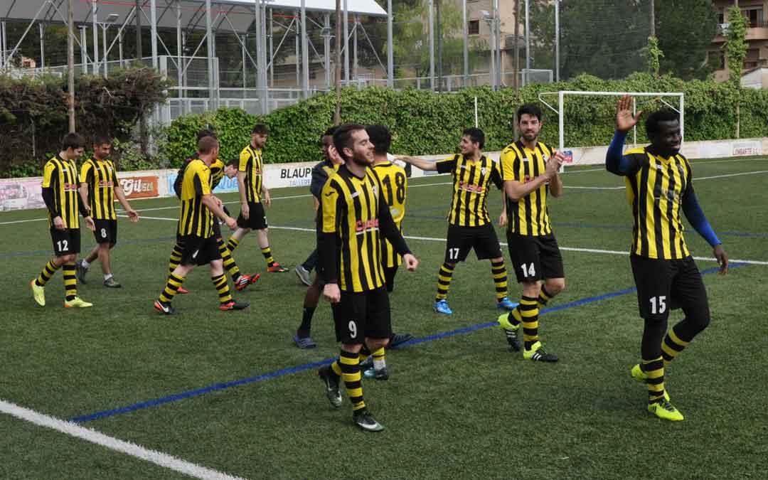 Pese a contar con varios equipos de fútbol 11, el Matarraña apuesta ahora por el fútbol sala.