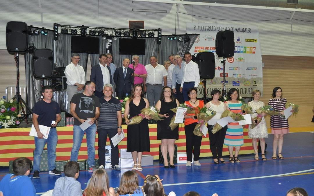 Cena Grupo Arcoiris