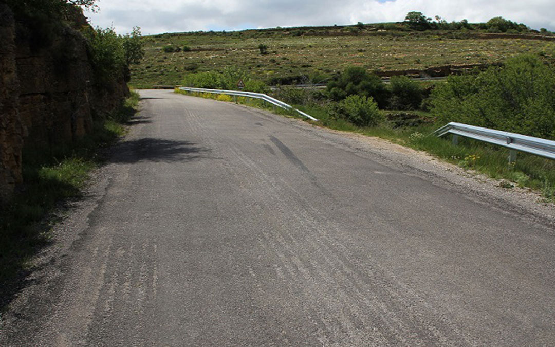 carretera-iglesuela-cantavieja-a227