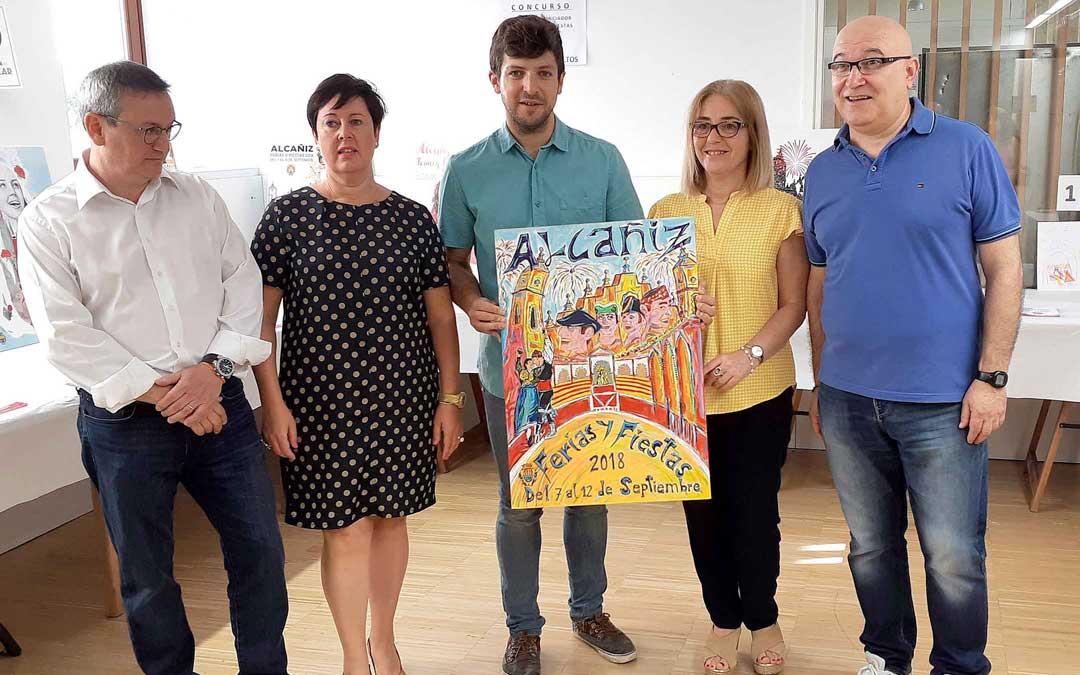 cartel-fiestas-alcaniz-2018
