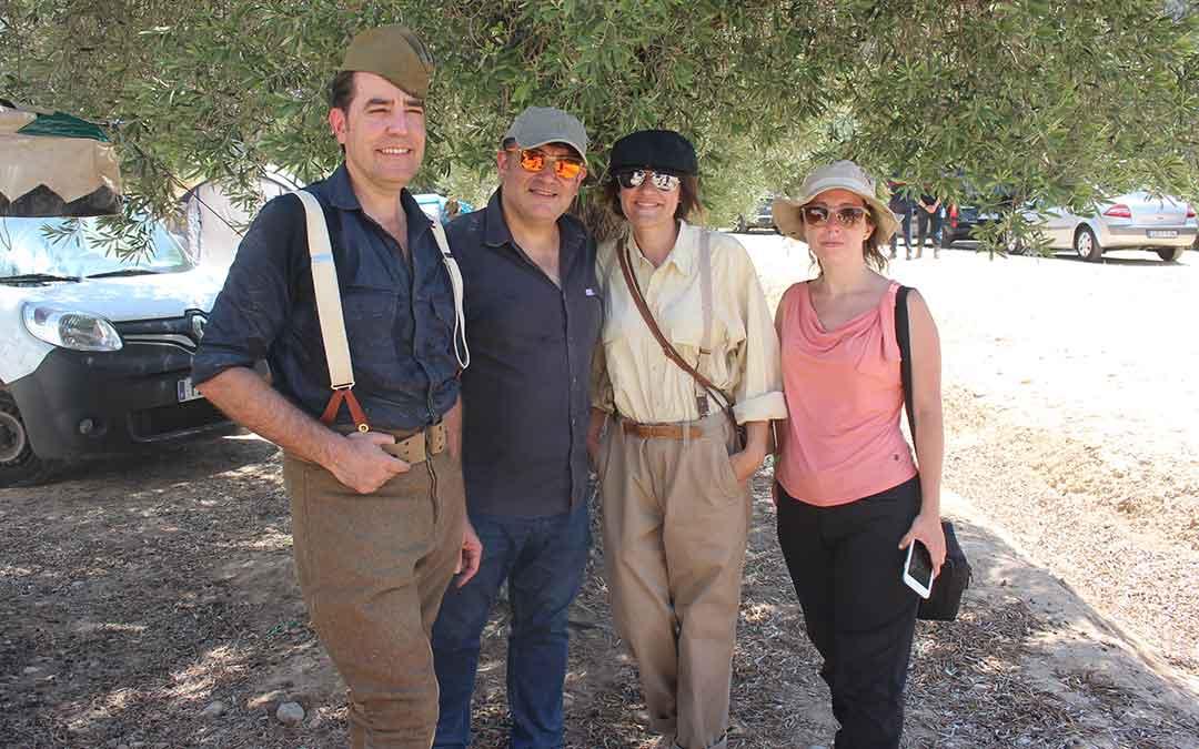 fayon-productores-serie-americana-recreacion-batalla-ebro