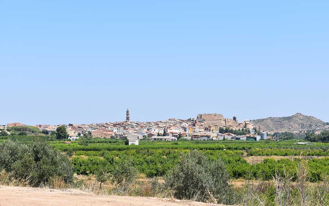 Maella es el municipio con más de 1.000 habitantes en Aragón que menor renta tiene.
