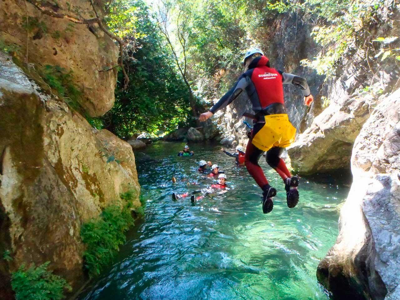 La adrenalina fluye por nuestros ríos