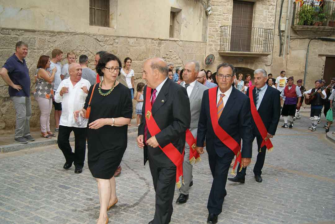 Corporación del Ayuntamiento de Calaceite