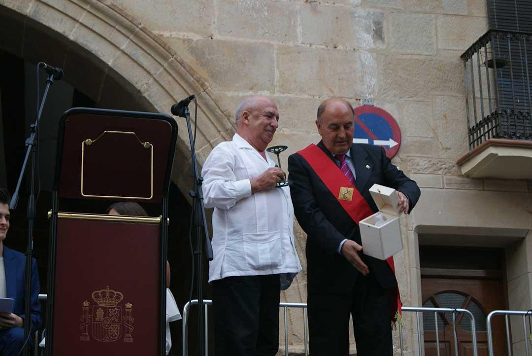 Alcalde de Calaceite