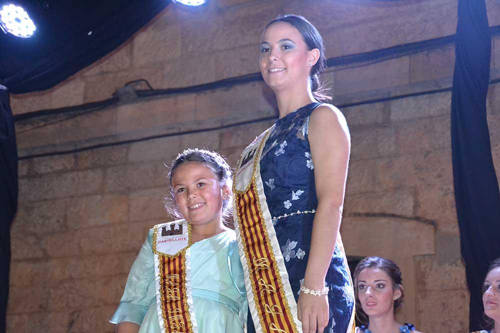 Maja y Majica 2018 en Castellote
