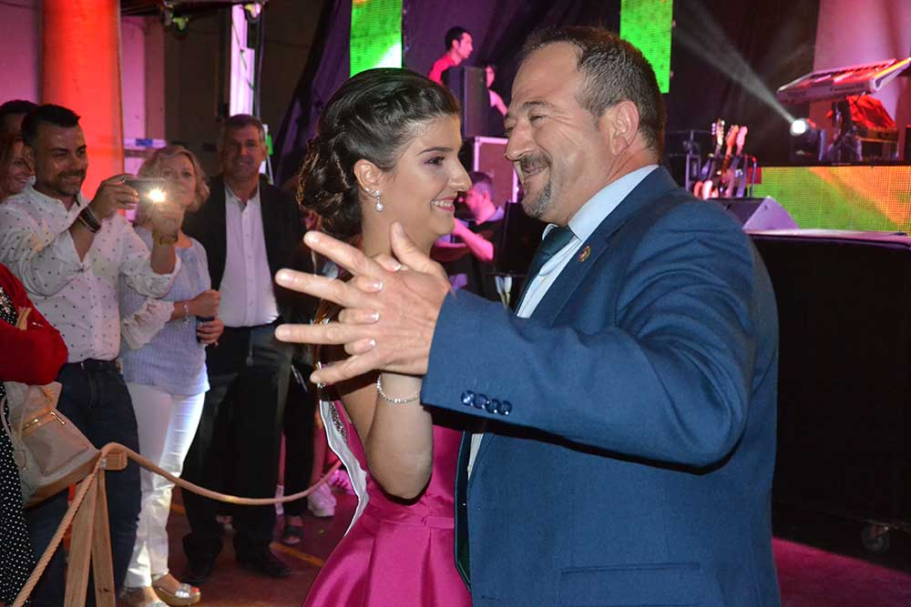 Baile oficial Castellote