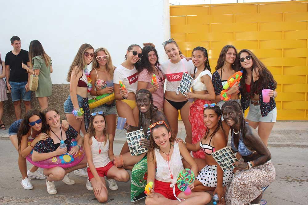 Carroza Pacha Ibiza en Samper