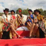 La Reina y Damas de Fiestas de Valderrobres