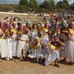 Un grupo de egipcios tomo Valderrobres