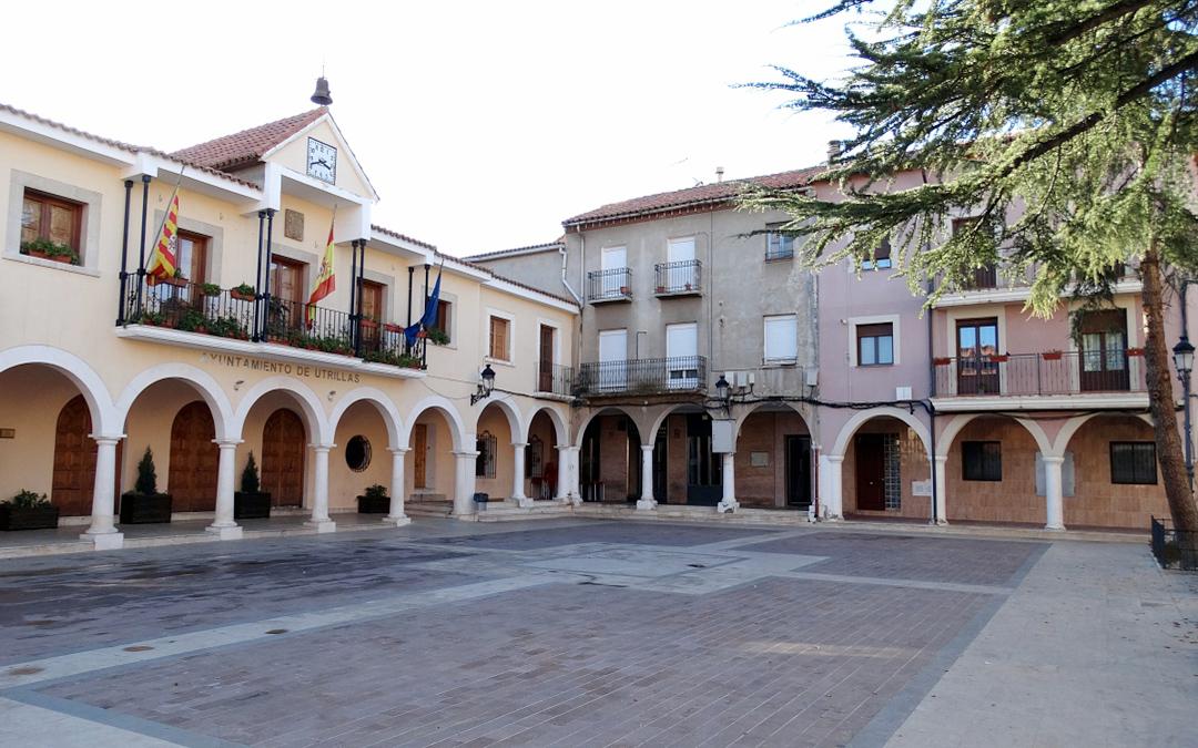 El Ayuntamiento de Utrillas emite un bando para pedir el autoconfinamiento