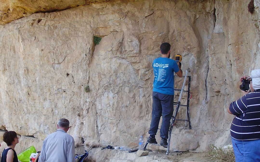 albalate-pinturas-rupestres-abrigo-los-chaparros