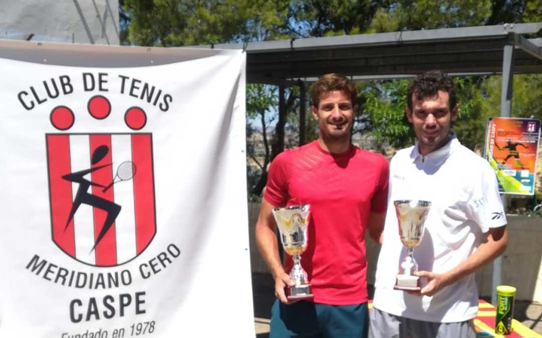 Carlos Garcia y Diego Manrique