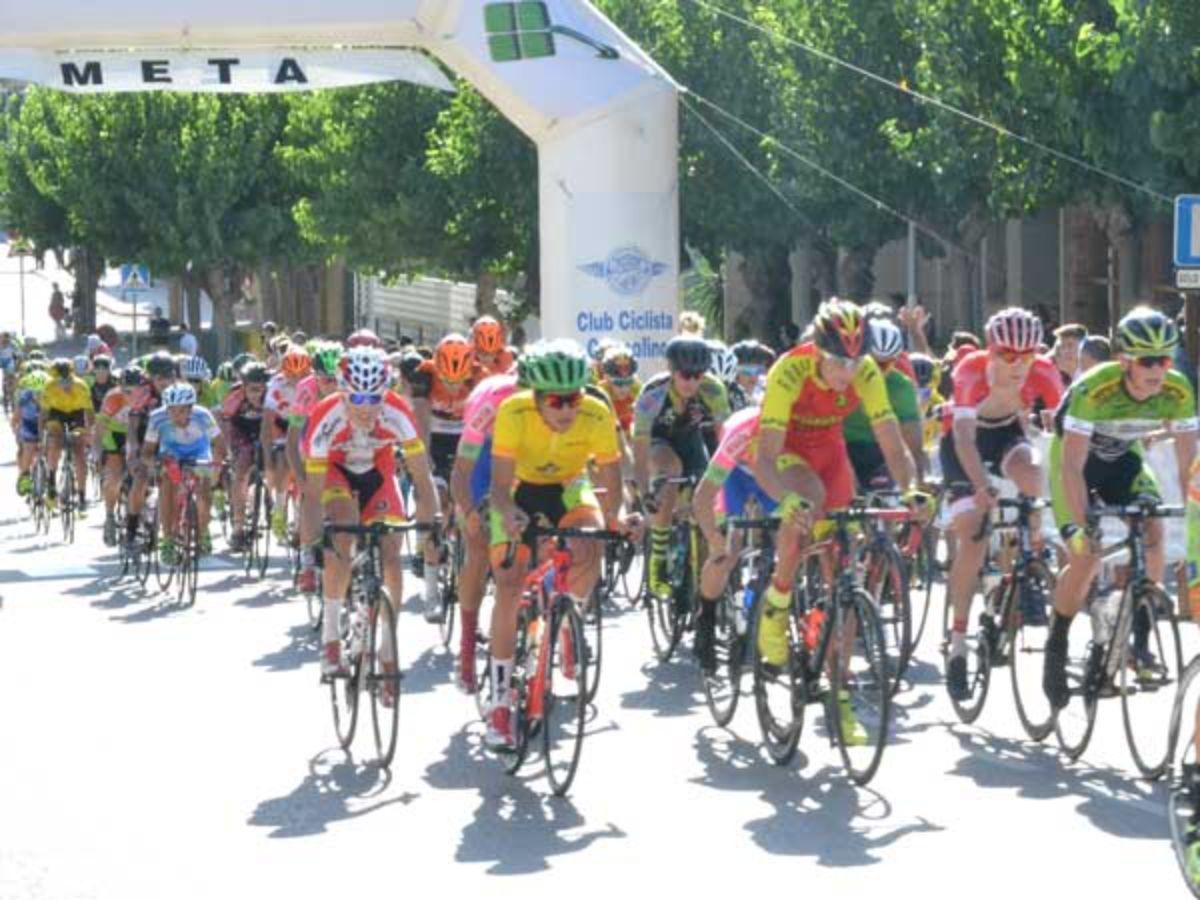 ciclismo caspe