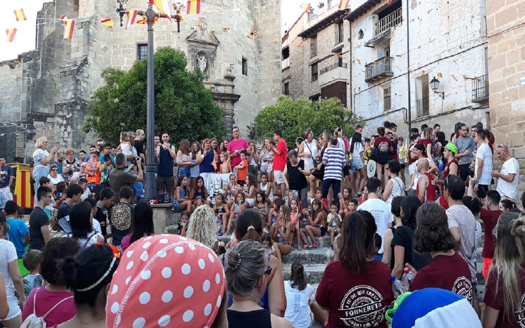 Fiestas de Fuentespalda