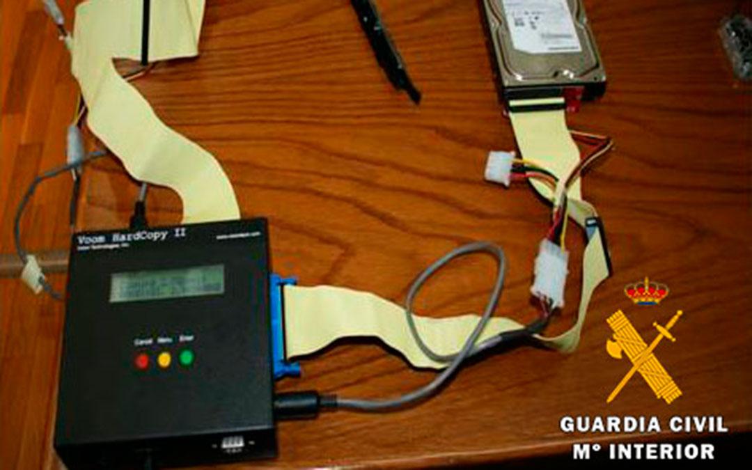 operacion chickpea guardia civil dispositivos