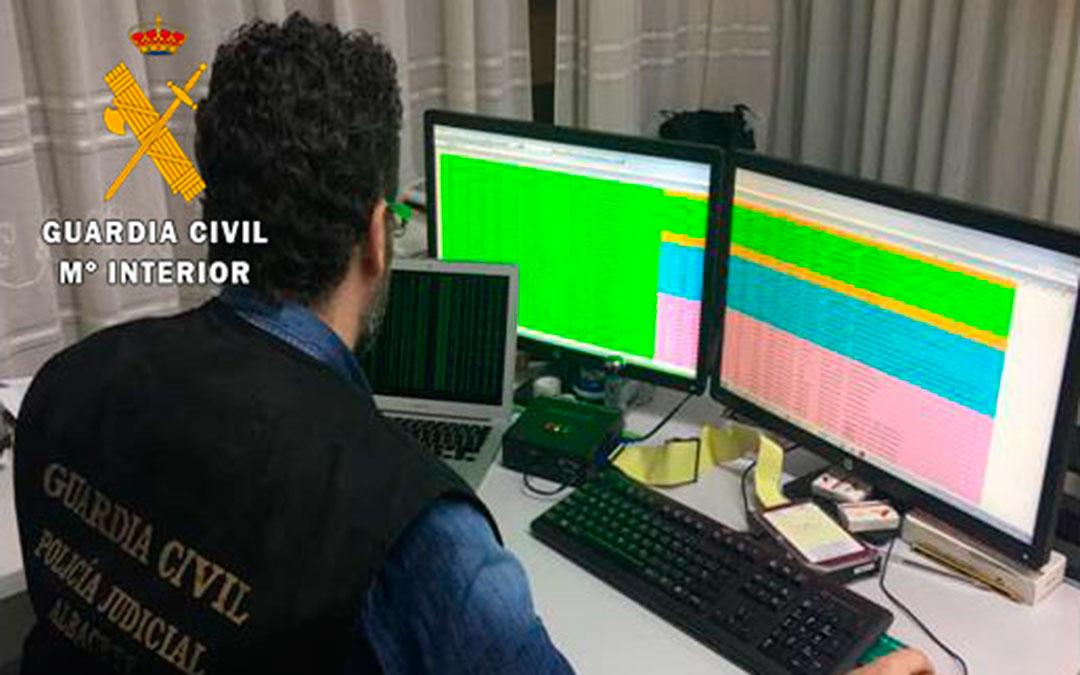 operacion chickpea guardia civil