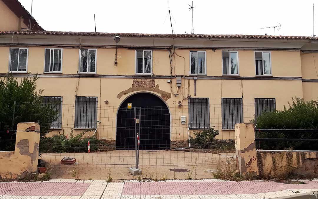 Cuartel de la Guardia Civil de Utrillas