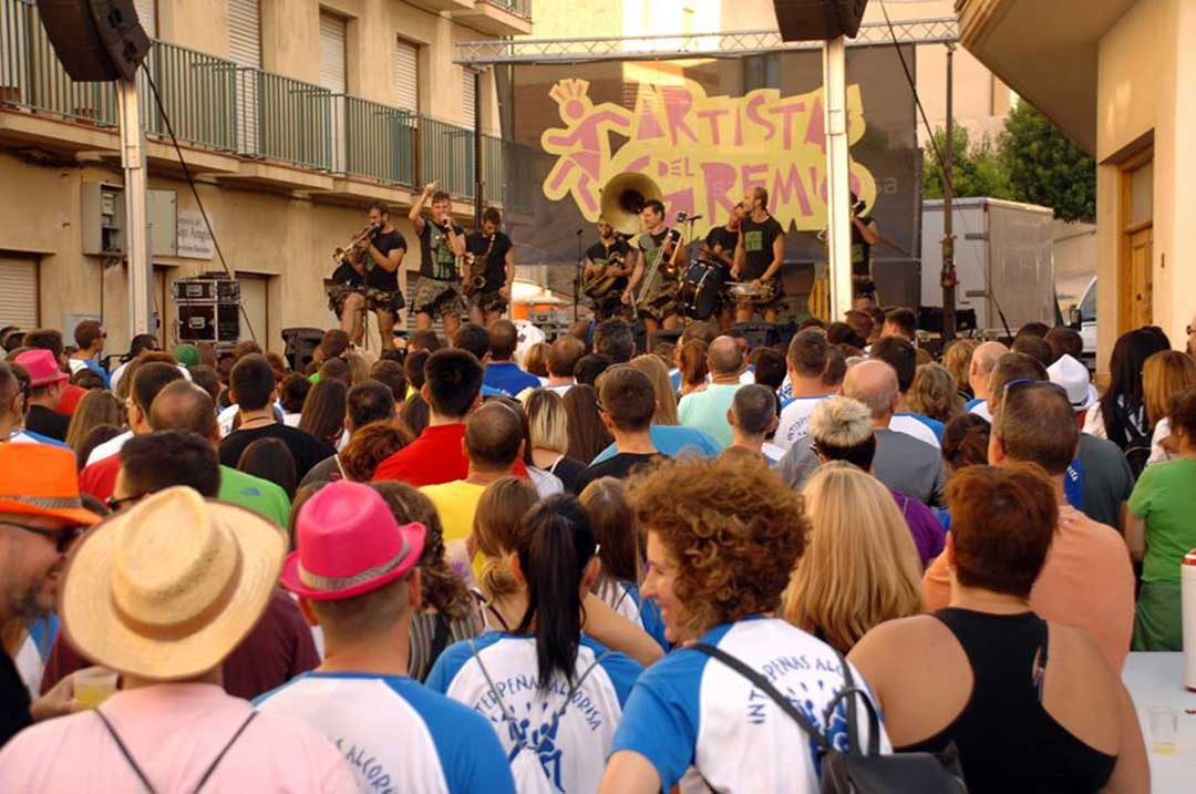 Fiestas Alcorisa