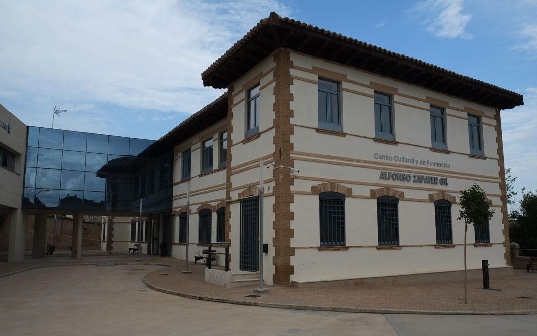 Albalate-biblioteca-centro