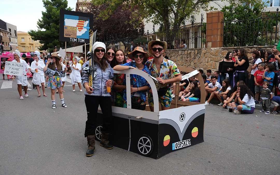 Andorra-carrozas-turistas