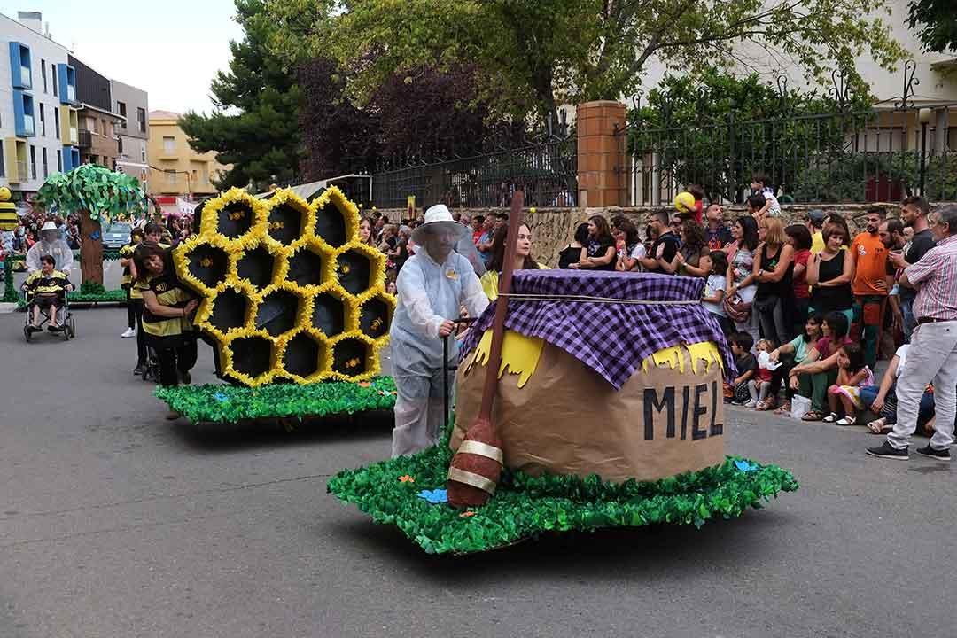 Desfile carrozas Andorra