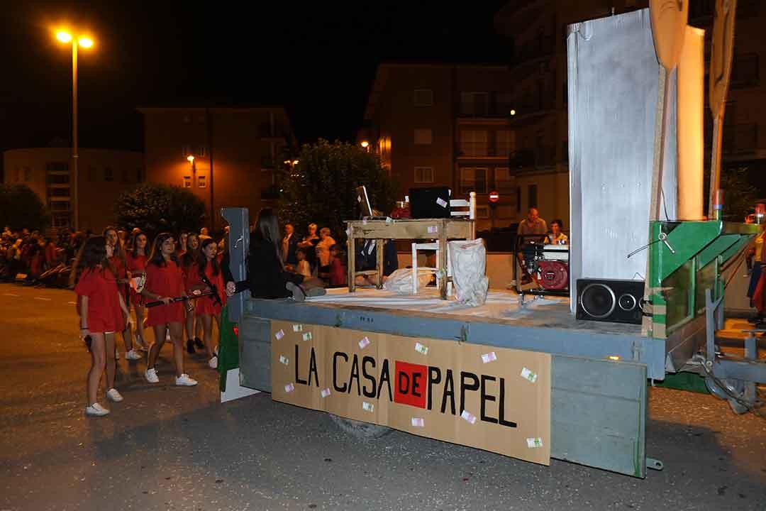 Carrozas en Alcorisa