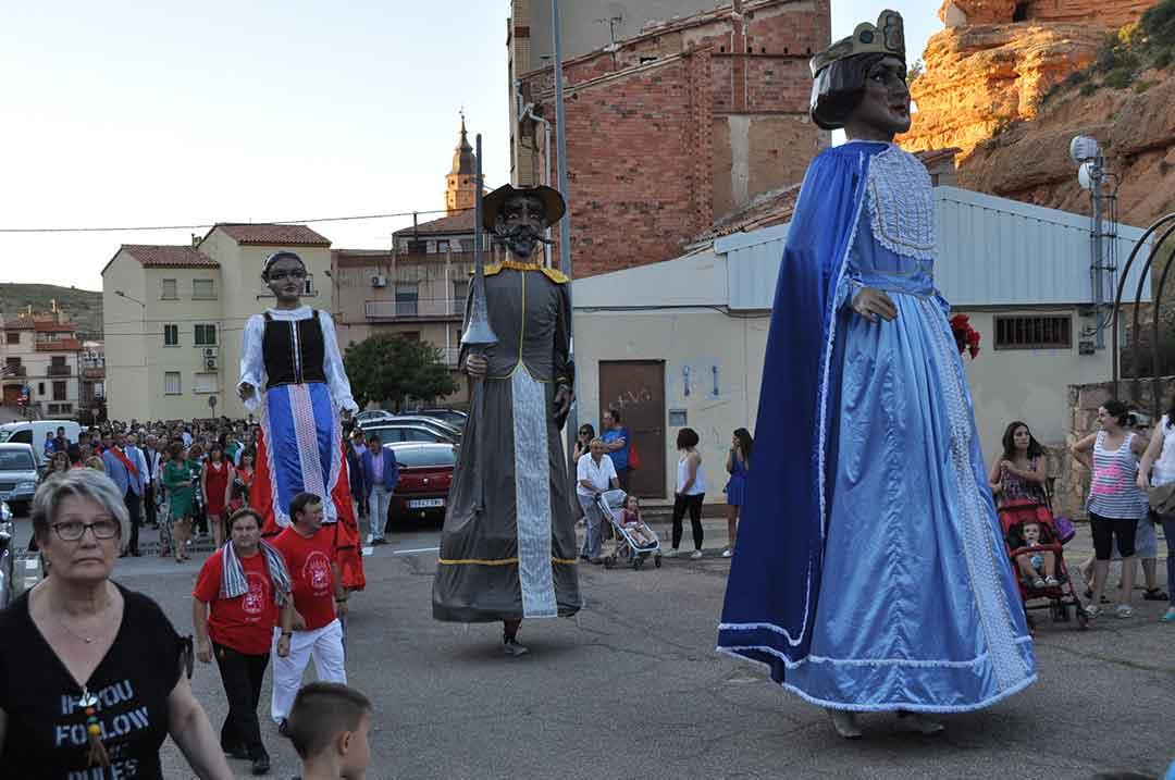 Pregón fiestas Alcorisa