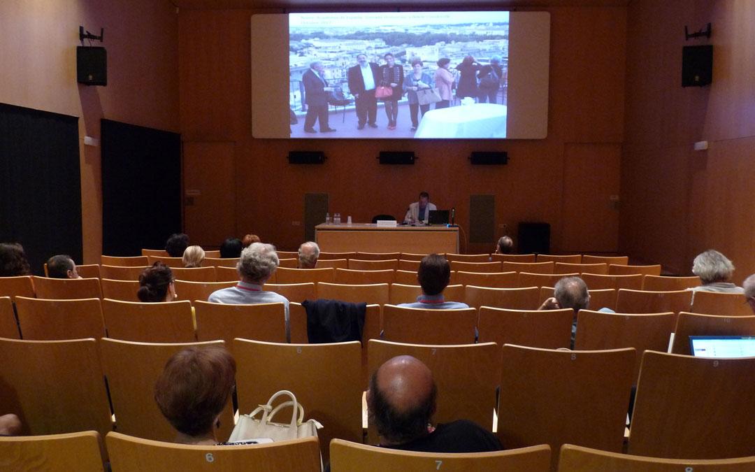 Foto de archivo. II Jornadas del Centro de Estudios de Arte del Renacimiento