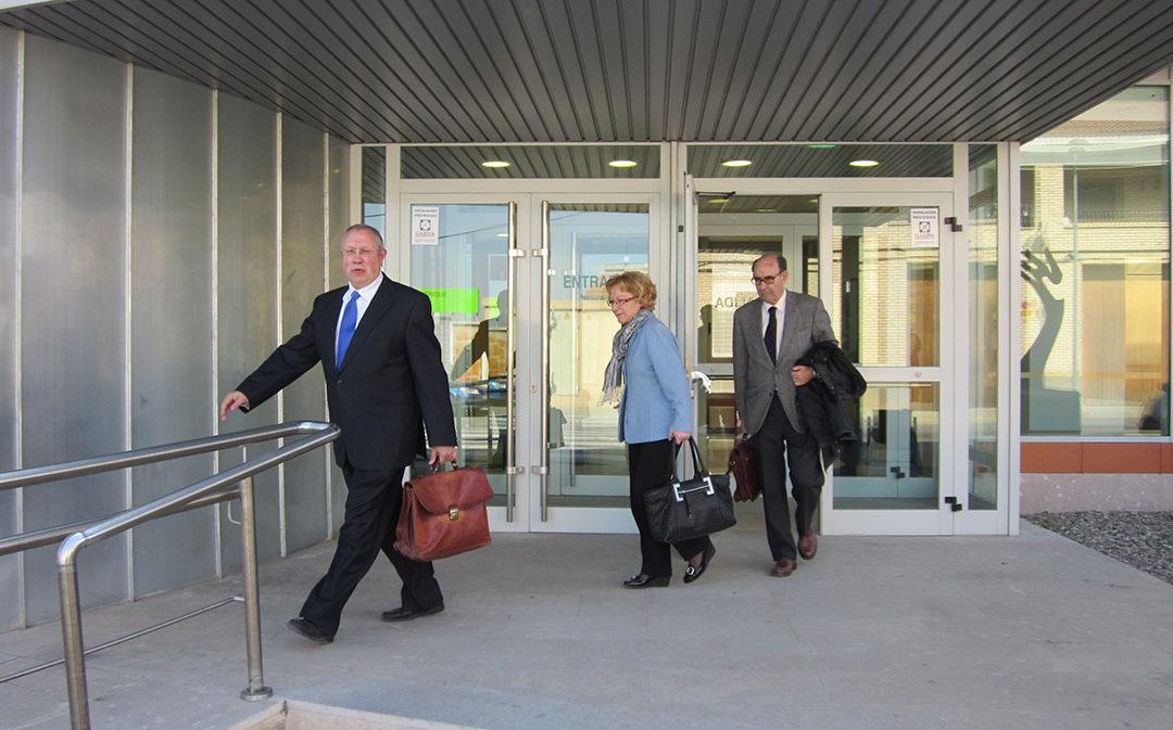 Absueltos los cinco acusados en el juicio de La Herradura