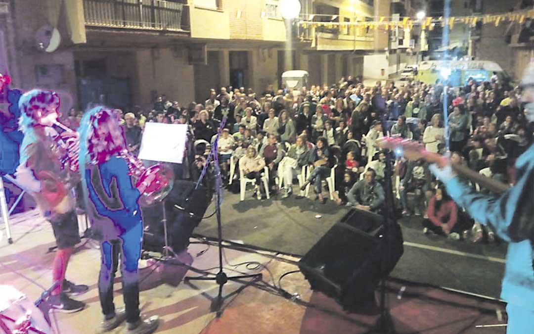 Los hermanos Aníbal y Pandora también actuarán, como en años anteriores, en esta quinta edición del certamen. Foto: AlbaJam Festival