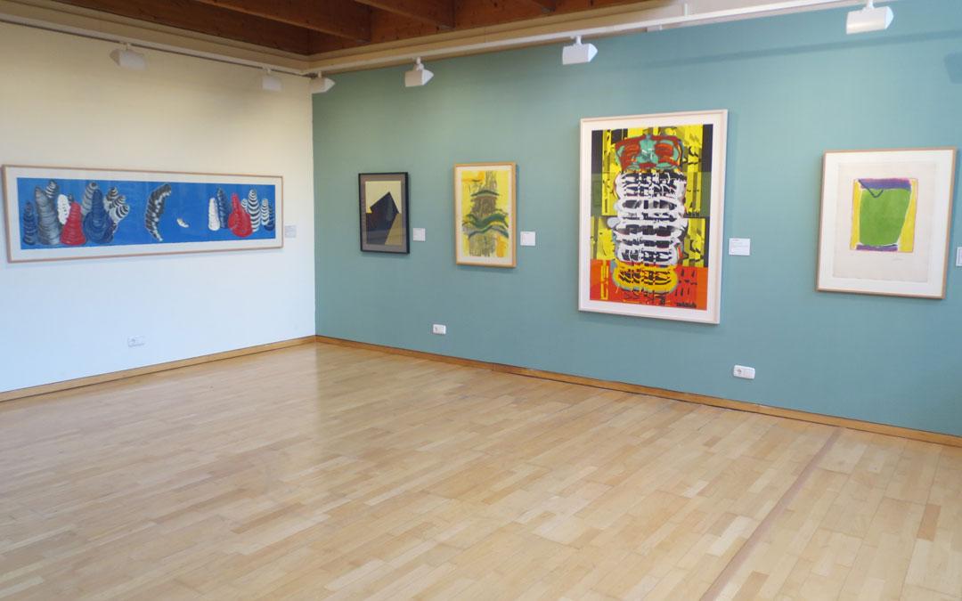 La exposición se inaugura hoy en Alcañiz.