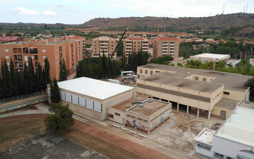 Se aprueba la presencialidad para 2º de Bachillerato en Andorra y Alcañiz