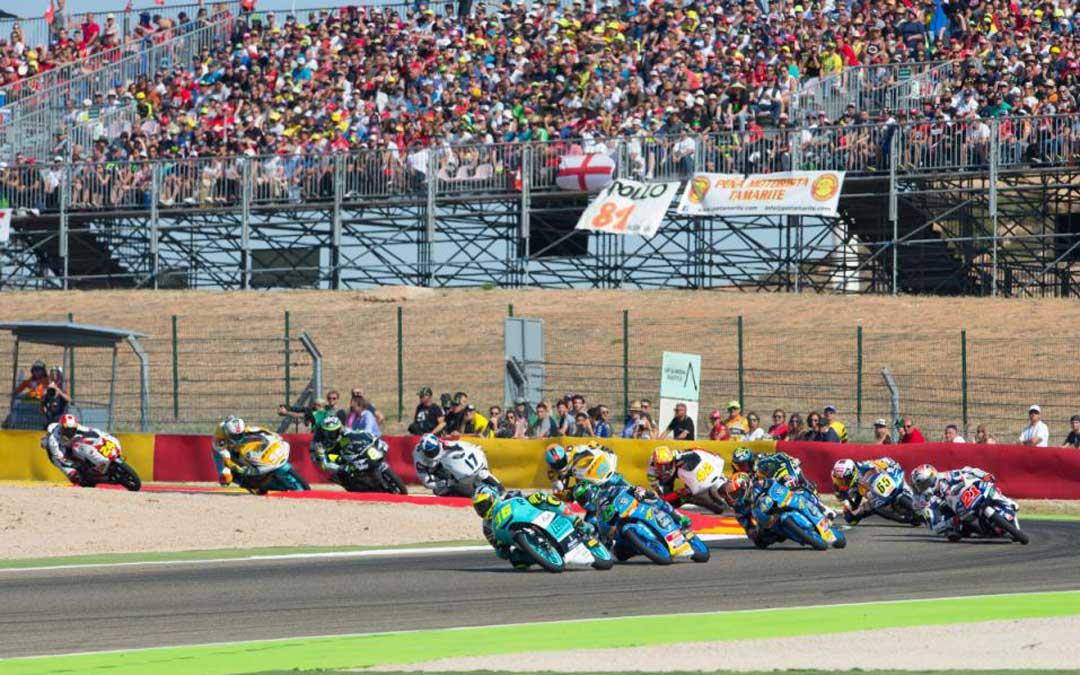 El GP de Alcañiz congregará a los seguidores más entusiastas de Márquez, Pedrosa, Lorenzo o Rins, entre otros