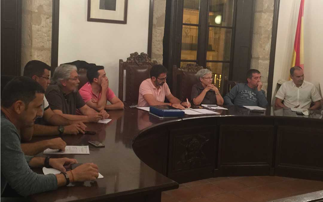 El pleno de Valderrobres rechazó la propuesta de DGA con los votos del equipo de gobierno