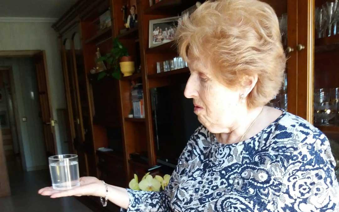 Cinco días sin agua potable en la cuenca del Martín por la riada