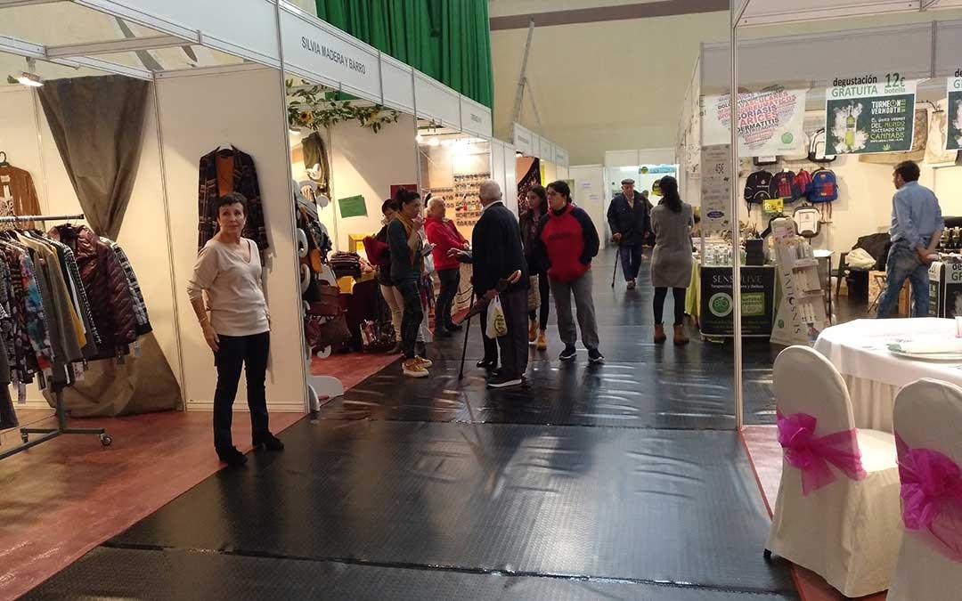 Así fue la II edición de la Feria de Alcorisa en el año 2018.