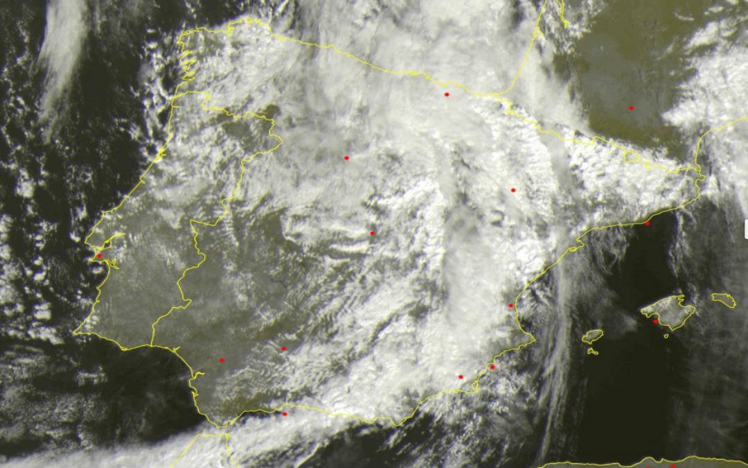 El ciclón de origen tropical, puede dejar lluvias torrenciales esta próxima noche y madrugada
