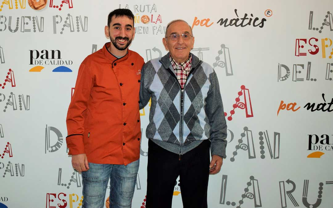 La familia Omella se desplazó hasta Madrid para recoger el premio