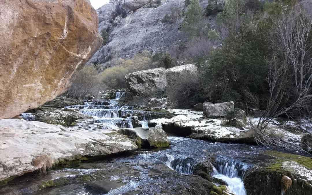 El río Guadalope- Maestrazgo es una de las 48 Zonas de Especial Protección para las Aves (ZEPAs) en Aragón