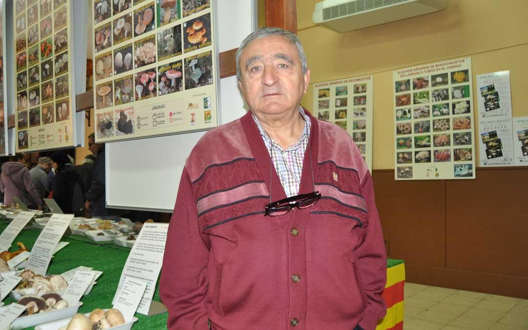 El micólogo Ángel Leyva fue el pregonero del XXIII Día dels Bolets de Beceite