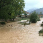 El río Martín a su paso por Oliete. ADOPTAUNOLIVO