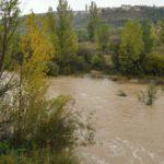 Crecida del río Matarraña. J.L.