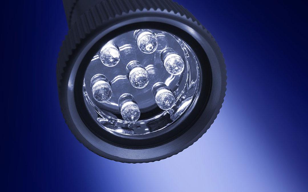 La luz led está permitiendo grandes ahorros en espacios públicos